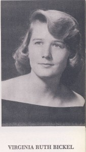 Virginia Ruth Bickel