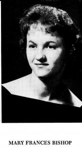 Mary Frances Bishop